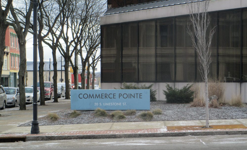 Commerce Point - 20 S. Limestone St.